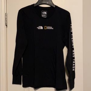 NORTH FACE Women's long sleeve tee